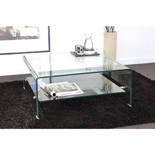 table basse cinna en verre. Black Bedroom Furniture Sets. Home Design Ideas