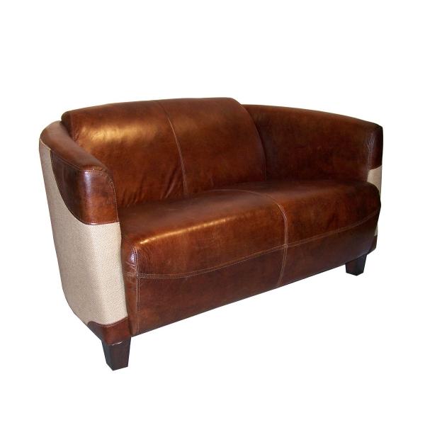 Cuir guide d 39 achat for Canape club cuir marron