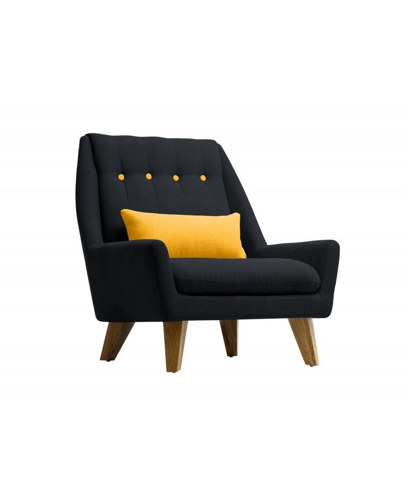 fauteuil gipsy noir jaune Résultat Supérieur 50 Merveilleux Fauteuil Club Jaune Photographie 2017 Ldkt