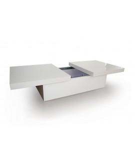 Table basse MARCUS blanc
