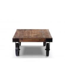 Table basse industrielle LUKAS