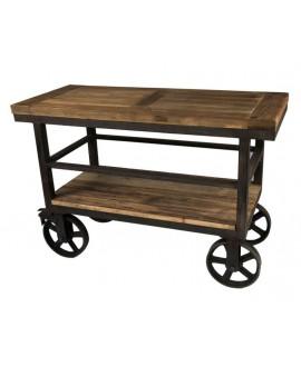 Desserte trolley industrielle ALAMO