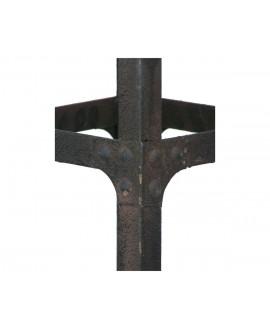 Lampadaire BROOKLYN métal noir