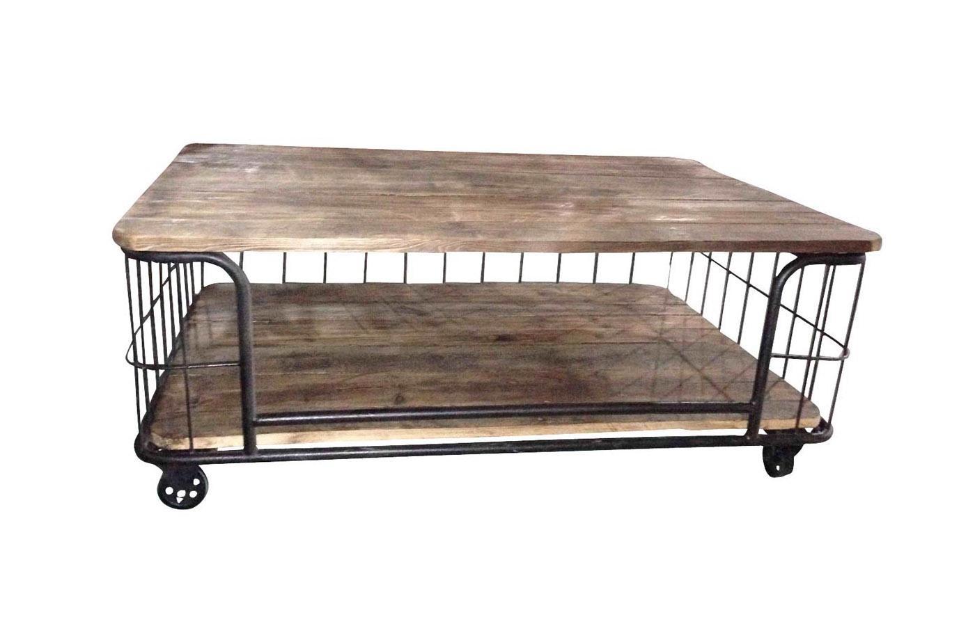 Table originale en bois trendy table basse originale for Table originale