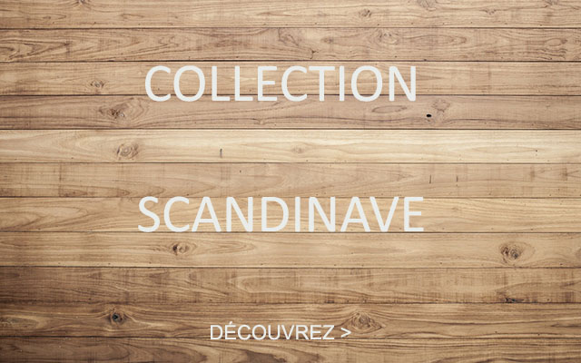 Collection scandinave mon achat deco