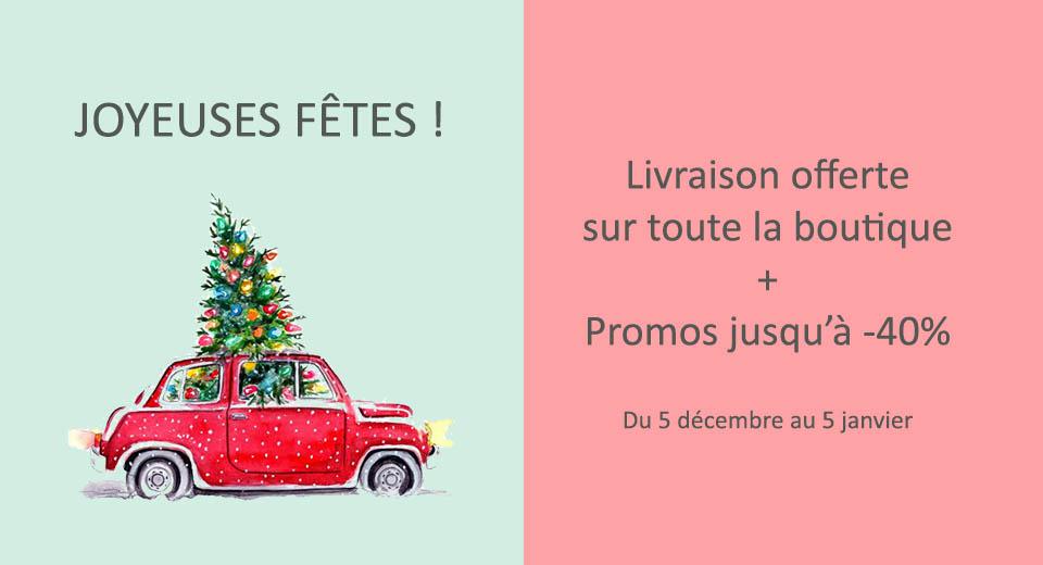 Promotion de Noël 2018